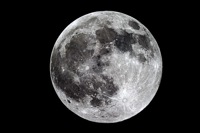 calendario lunare luna piena